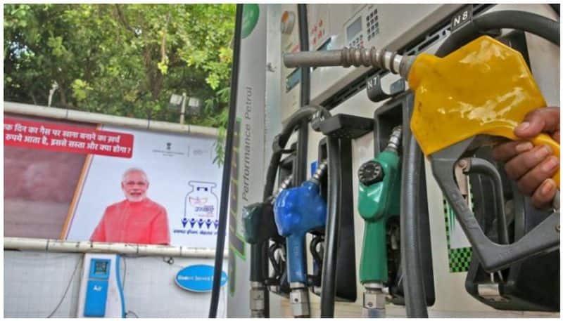 Petrol Cross 80 rupees Mark in Bengaluru On June 18