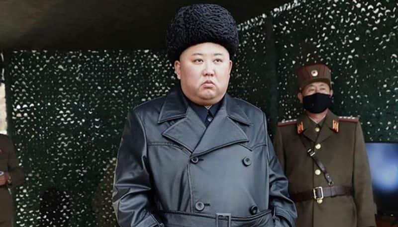 Kim Jong-un orders lockdown over North Korea's first suspected Covid case BAL