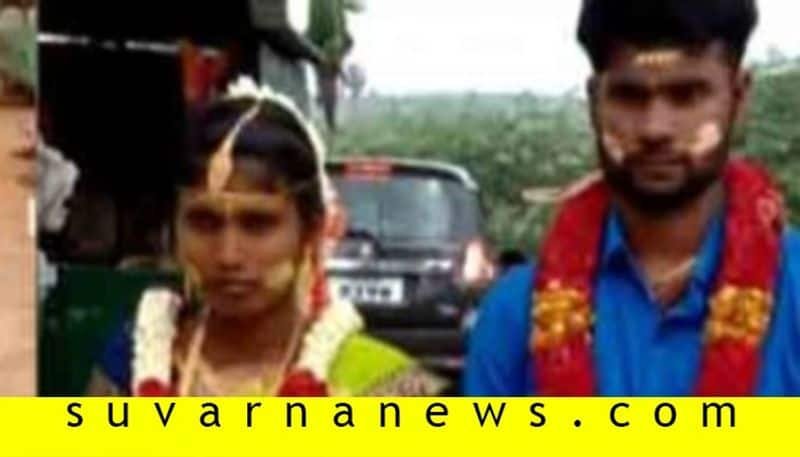 Chennai Man Kills His Wife On Fist Night And Commits Suicide