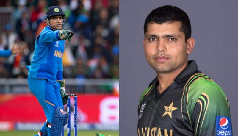 Kamran Akmal likes Dhoni as India's wicket keeper in T20 World Cup