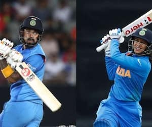 KL Rahul, Smriti Mandhana and 3 others served Notices By National Anti Doping Agency