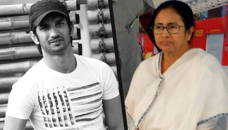 Mamata Banerjee Reaction on Sushant Singh Rajput death