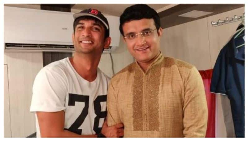 Sushant Singh Rajput wanted to act in Sourav Ganguly'S biopic