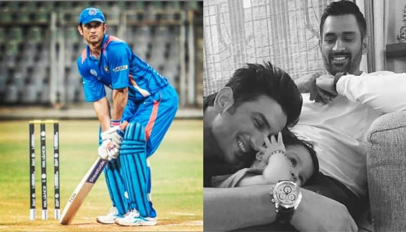 MS Dhoni mourns Sushant Singh Rajput's death, says his manager