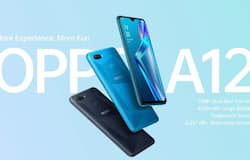 <p><br /> OPPO A12 &nbsp;launches in India<br /> &nbsp;</p>