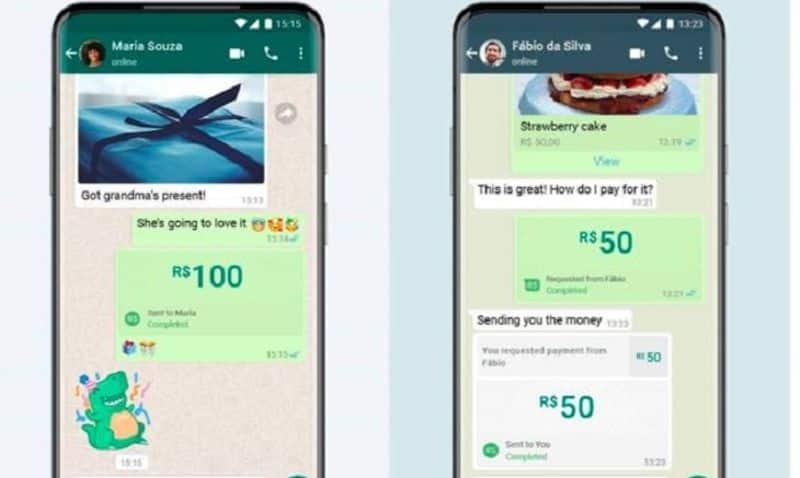 WhatsApp launch money transfer payment service in Brazil