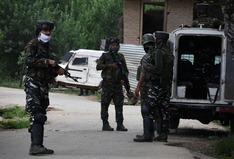 Three Terrorists Killed In Encounter In Jammu And Kashmir Shopian