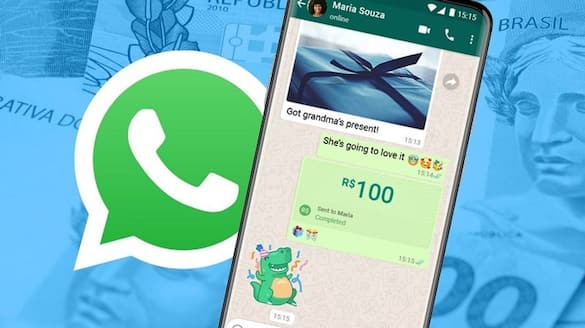 WhatsApp payments with cashback feature new design and functions
