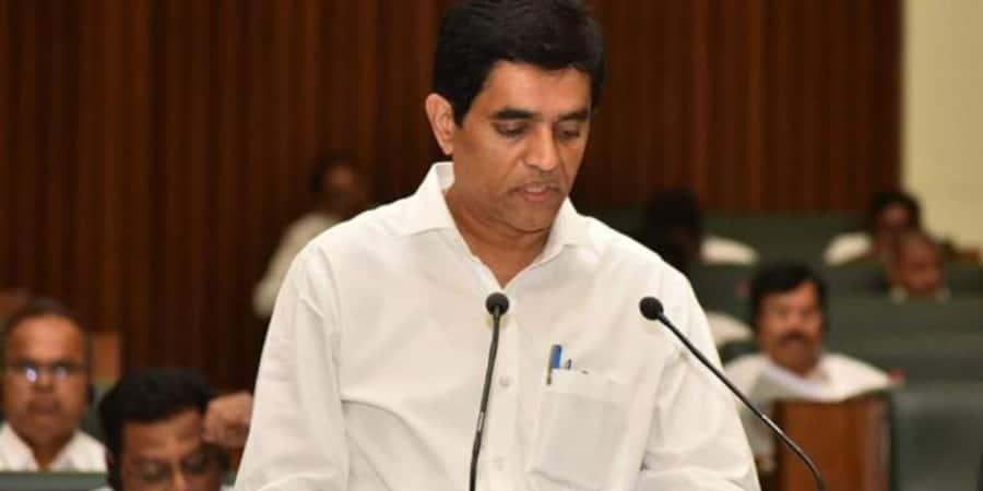 finance minister buggana rajendranath reddy introduced present ap budget 2020