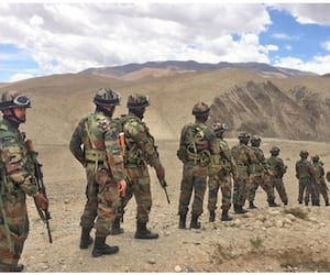 1 Officer and two Indian soldiers killed in clash with Chinese forces; 1st fatalities since 1975