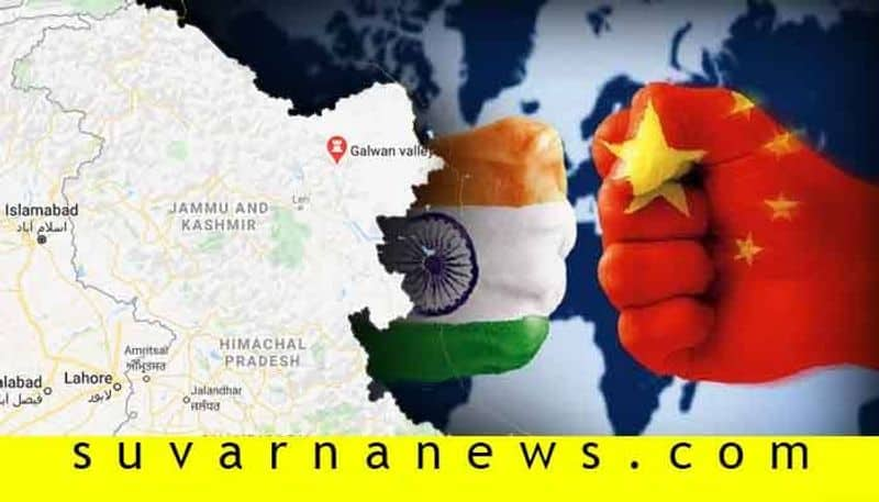 Indian Army officer and 2 jawans killed in violent face off with Chinese troops in Galwan Valley