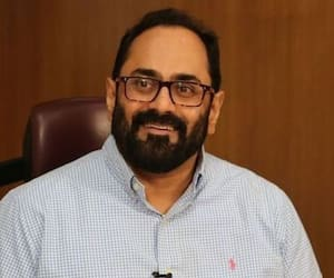 China Now An Official Enenmy Of India And All Indians: Rajeev Chandrasekhar