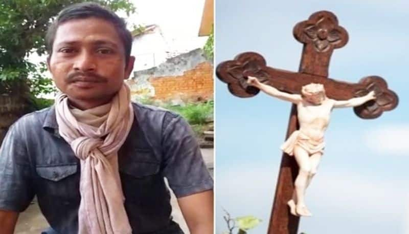 Jharkhand Christian clergy accused of using adversity as opportunity to proselytise tribals by luring them