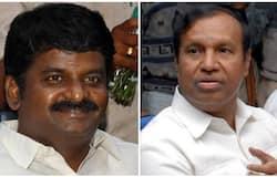 <p>T.R.Baalu and Vijayabaskar</p>