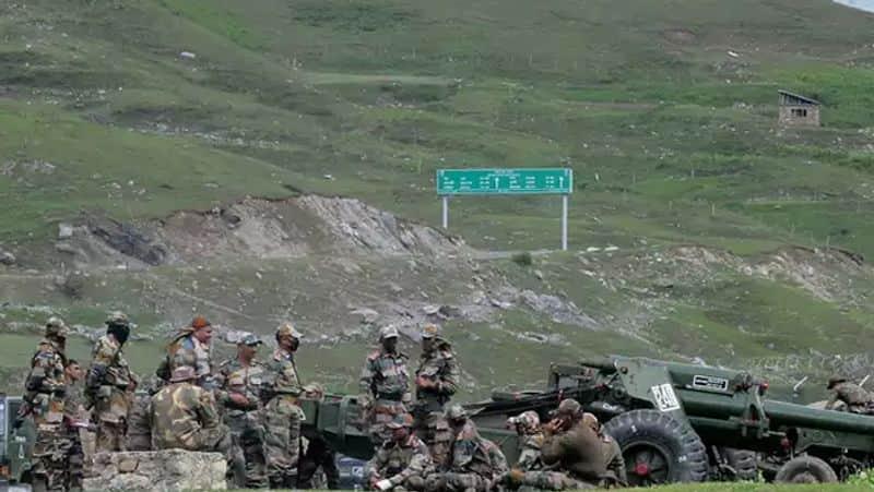 china brings bulldozers disturb flow of galwan river source said