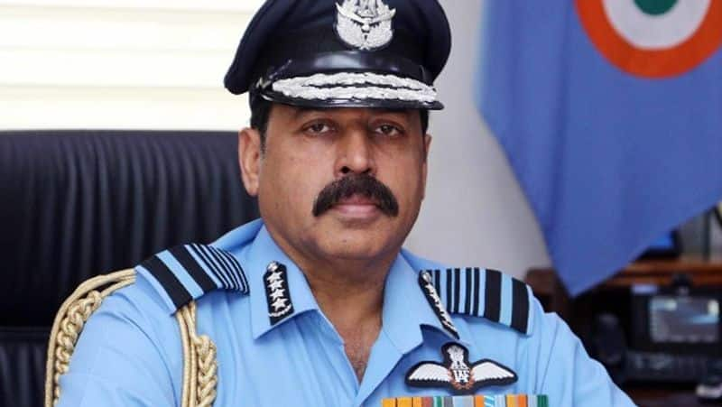 india will give befitting reply to china if it crosses limits says air chief mashal bhadauria ksp