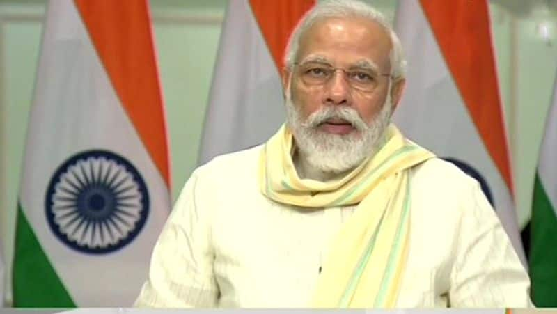 pm modi salute who defended democracy during emergency sm