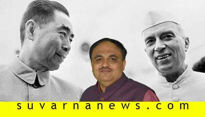 India China Standoff Learn from Nehru Mistake