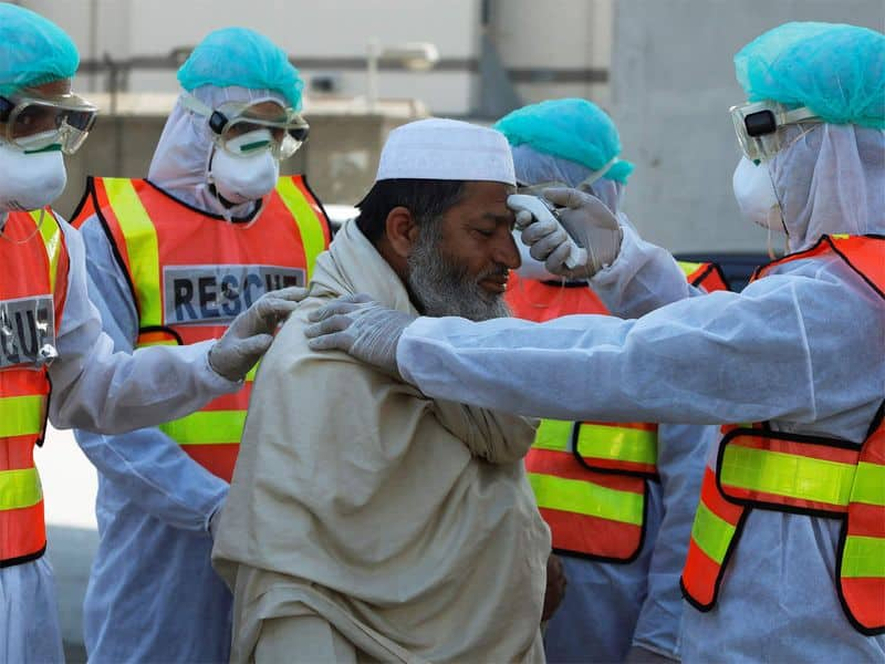 248872 outbreaks caused by corona in Pakistan; 5197 killed
