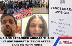 Exclusive: Indians stranded abroad thank Vande Bharat Mission after safe return home
