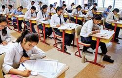 <p>आंध्र प्रदेश सरकार ने शनिवार को SSC (कक्षा 10) की परीक्षाओं को रद्द करने का फैसला किया है। प्रदेश में कोरोना के बढ़ते मामलों के मद्देनजर सरकार ने ये अहम फैसला लिया है</p>