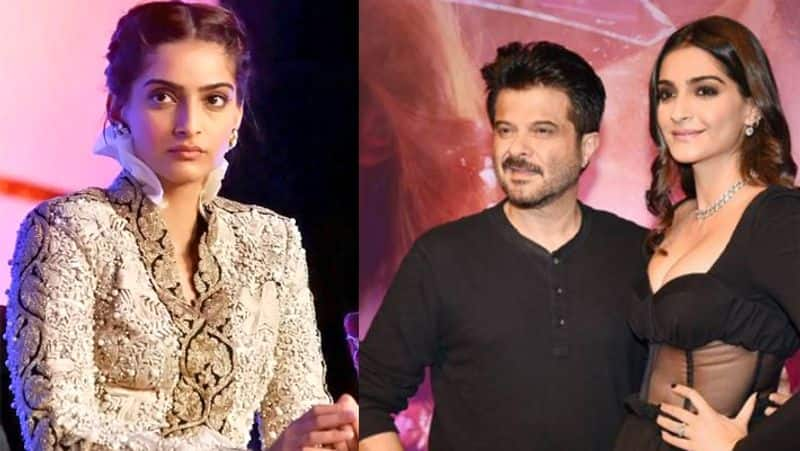 sonam kapoor opens up on fathers day she is privileged