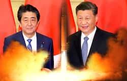 <p>Sinzo Abe Xi jinping</p>