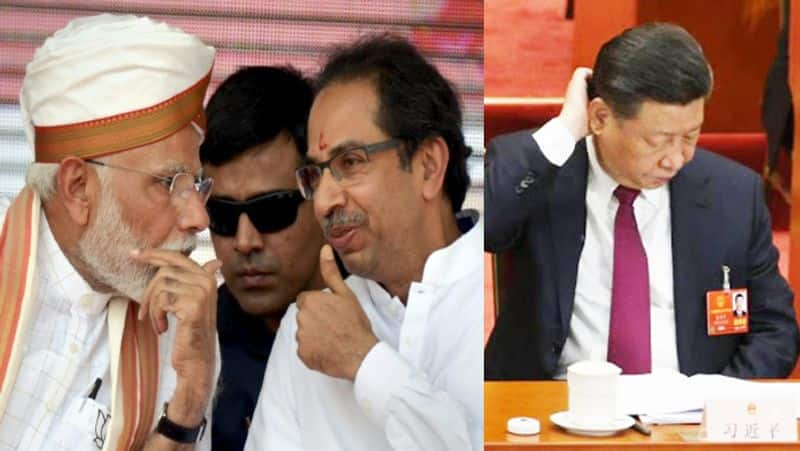 Anti China sentiments Maharashtra government  put on hold 3 agreements with Chinese company