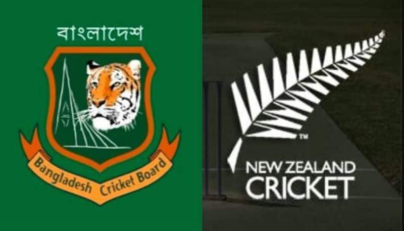 Test series between Bangladesh and New Zealand was postponed due to Coronavirus