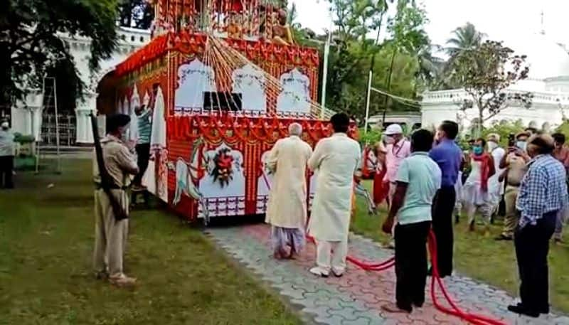 Cooch Behar Madanmohan temple breaks century-old tradition, due to Coronavirus pandemic