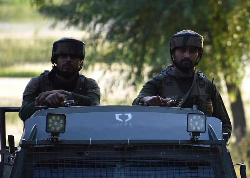 3 Terrorist killed in by Indian army in Pulwama encounter south kashmir