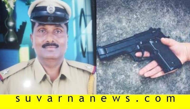Retired ASI Commits suicide in madikeri