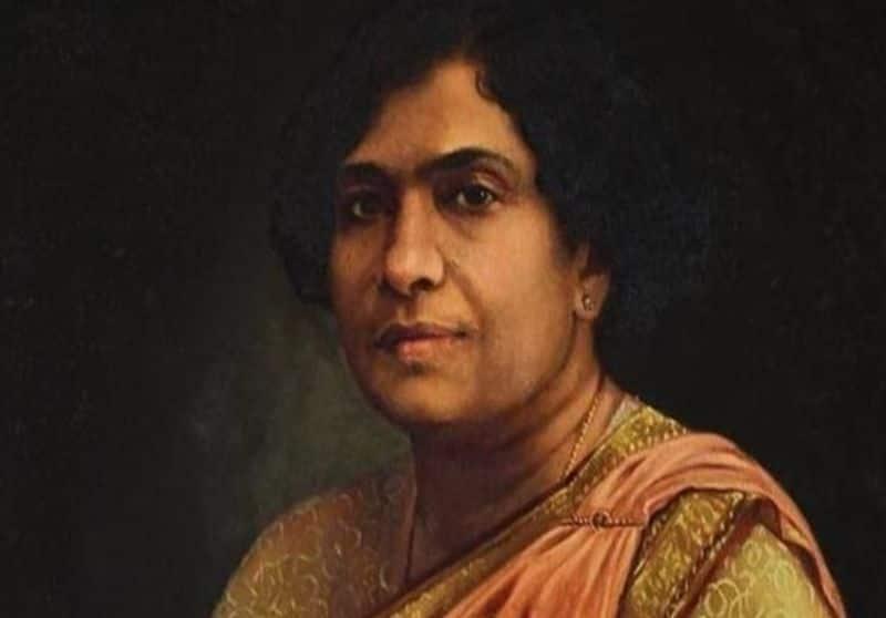 MG Radhakrishnan on Dr Mary  Poonen Lukose