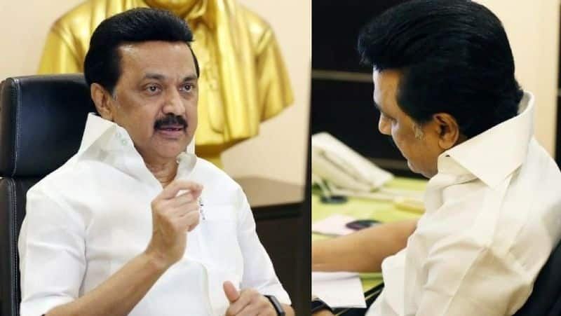 Corona has started in the countryside..MK Stalin warning to government