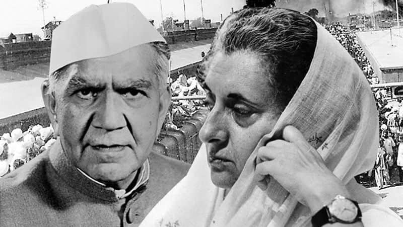 Emergency Indira Gandhi, rubber stamp President Fakhruddin  toyed with democracy to give India its dark days