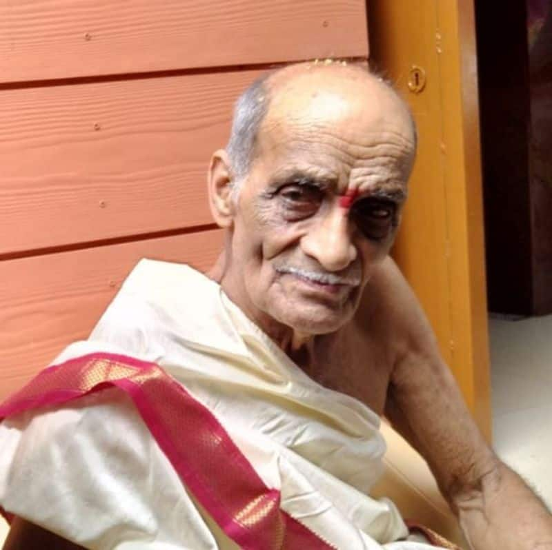 Famous Ayurveda Expert Narasipura Narayanamurthy no more