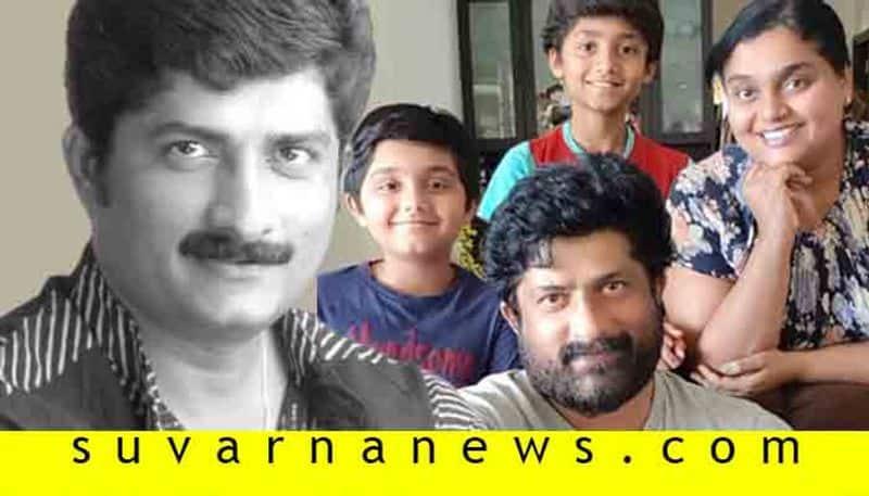 Kannada Ravishankar gowda family in self quarantine due to corona pandemic in apartment
