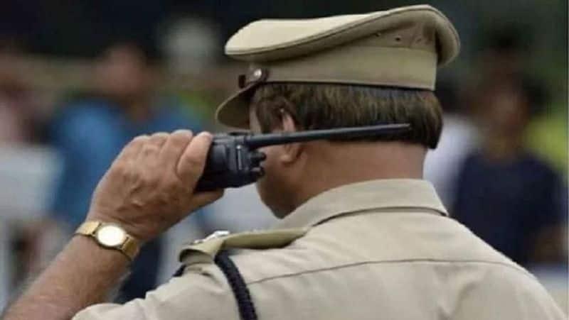 Uttar Pradesh Police Officer Suspended For Masturbating Before Female Complainant SS