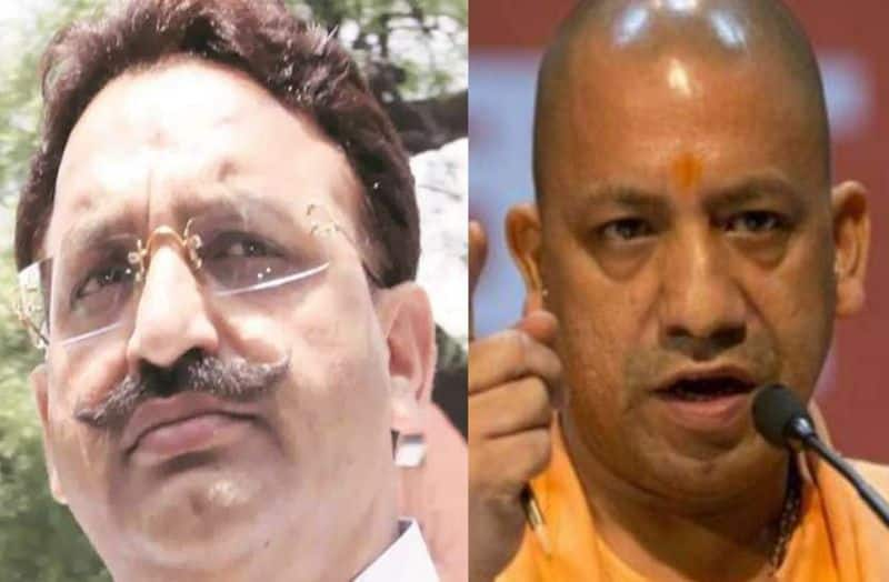Yogis operation clean, Vikas Dubey Killed and Mukhtar's assets worth Rs 50 crore confiscated