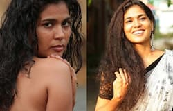 <p>&nbsp;She was booked by Kerala Police after a video of her two children drawing on her half-naked body started circulating on social media.</p>