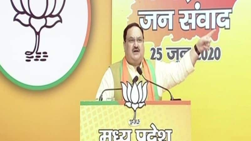 JP Nadda targets 50 percent vote share of BJP in 2021 Bengal election BTD