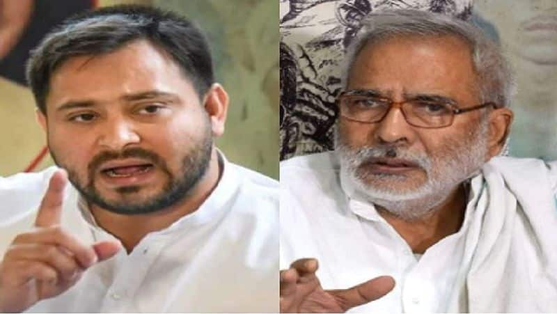 If Rama Singh's entry in RJD is not done, then the path of tejaswi yadav will be difficult