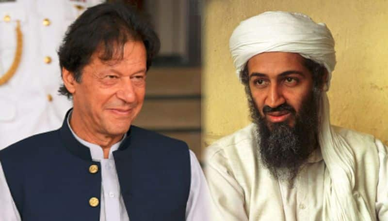 Pakistan Prime Minister Imran Khan elevates Osama Bin Laden to martyrdom, relegates dignity