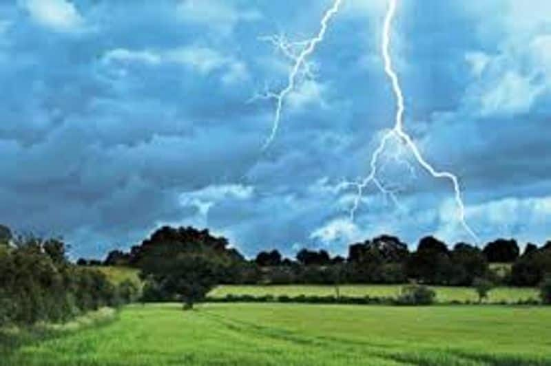 why so many deaths in north india from lightning how we can escape from it