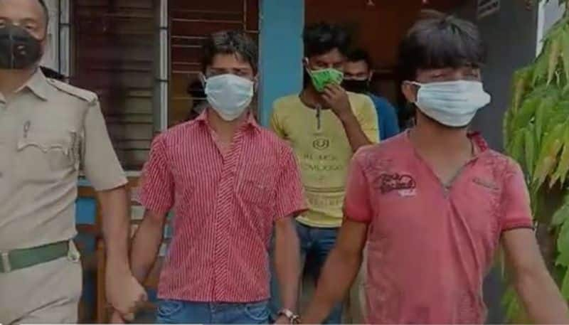 3 arrested due to robbery on Jessore Road RT