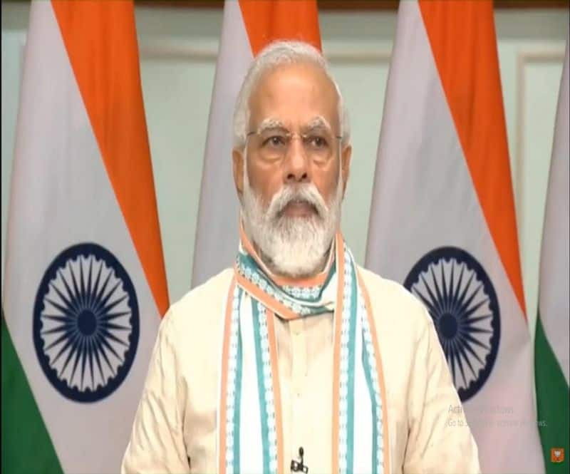 India better placed than other COVID affected countries in fight against pandemic: PM Modi