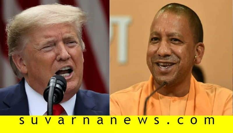 Yogi Model Sounds In White House of USA