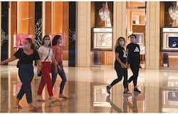 <p>Gulf Corona UAE mall&nbsp;</p>