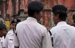 <p>Image of Kolkata police</p>