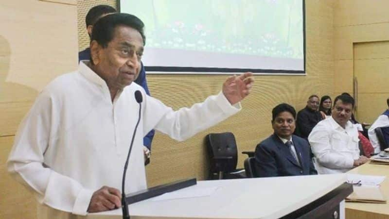 Kamal Nath in the dock as he faces allegations of conniving with China to make life difficult for Indians